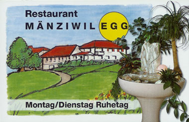 Restaurant Mänziwilegg
